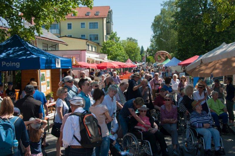 Poinger Marktsonntag 02.06.2019 Foto: Reinhold Petrich kontakt@allmender.com